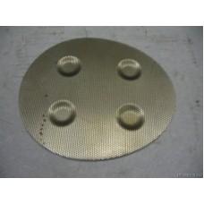 Эмульгатор-диск с малыми отверстиями