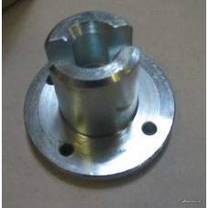 Вилка поводковая ZP3 14 мм оцинк