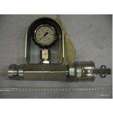 Манометр давления раствора 35 мм оцинк