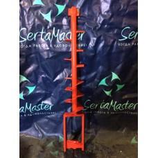Улитка для штукатурной станции SertaMaster Novator 220V